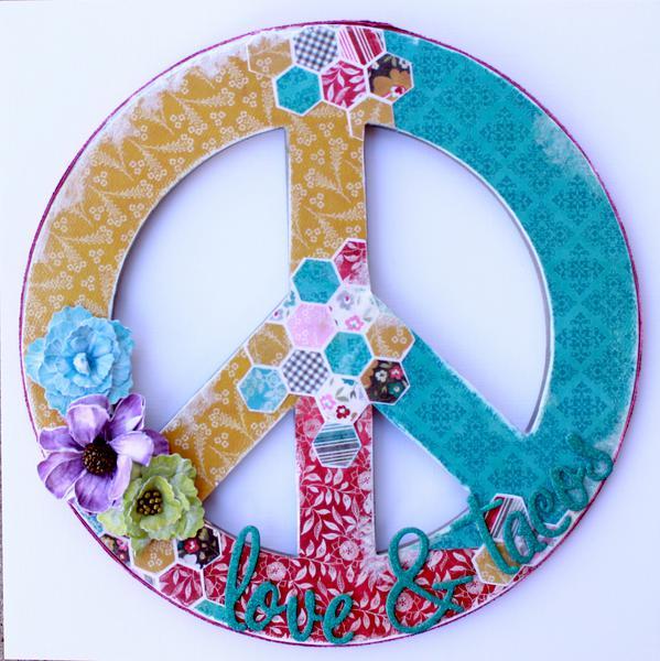 Peace Love & Tacos