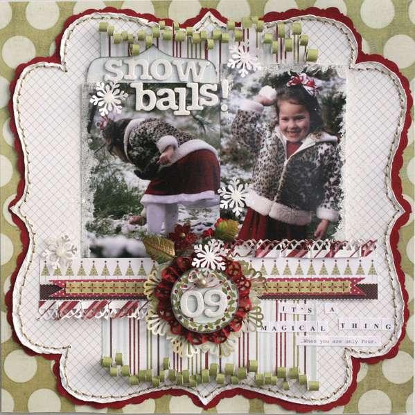 Snow Balls!