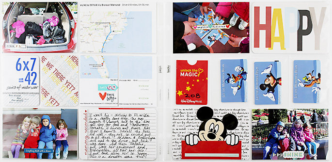 Sahlin Studio CT Theresa Moxley | Getting There! Disney Project Mouse