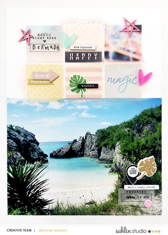 Bermuda Album Horseshoe Bay