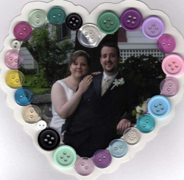 Button Photo Embellishment