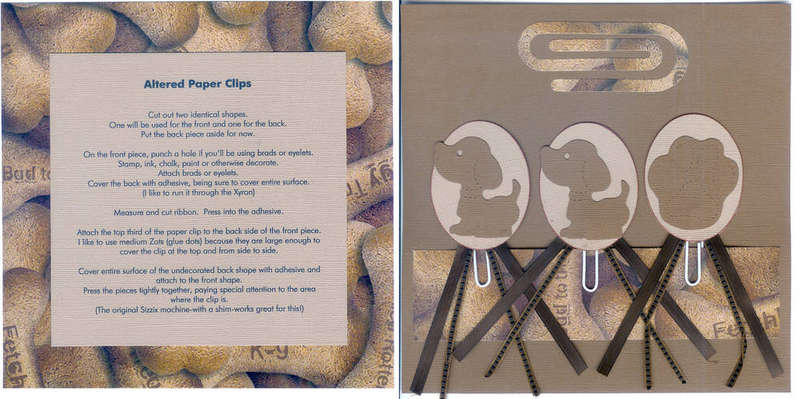 Altered Paper Clips 3
