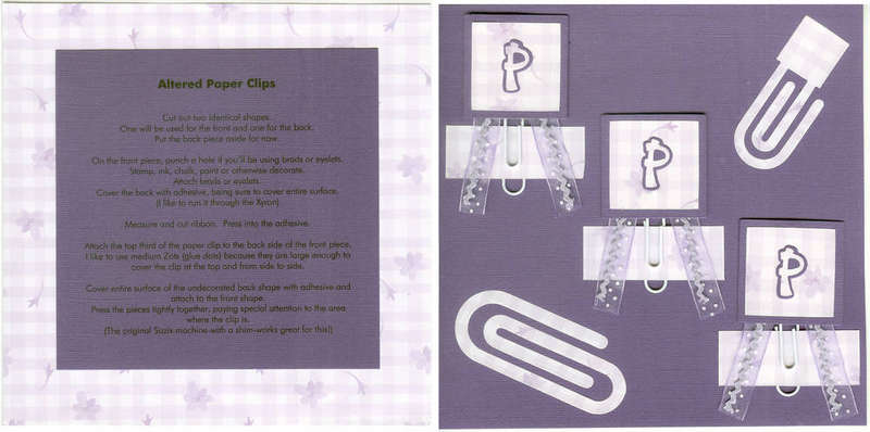 Altered Paper Clips 5