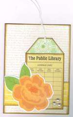 Public Library Card