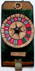 Game Wheel Tag