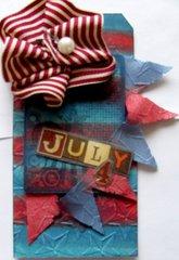 July 4th Tag