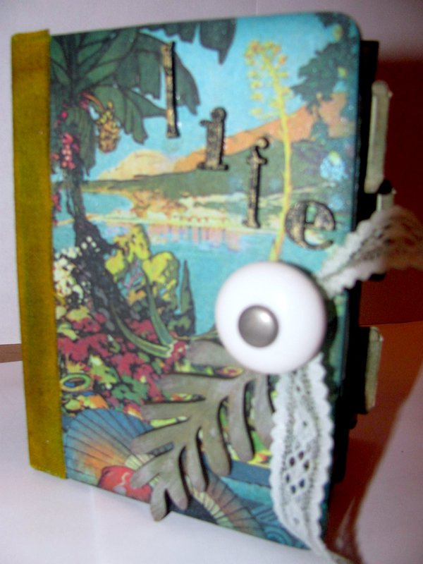 Life Mini Book Cover