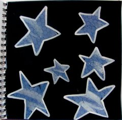 Stars Journal Page