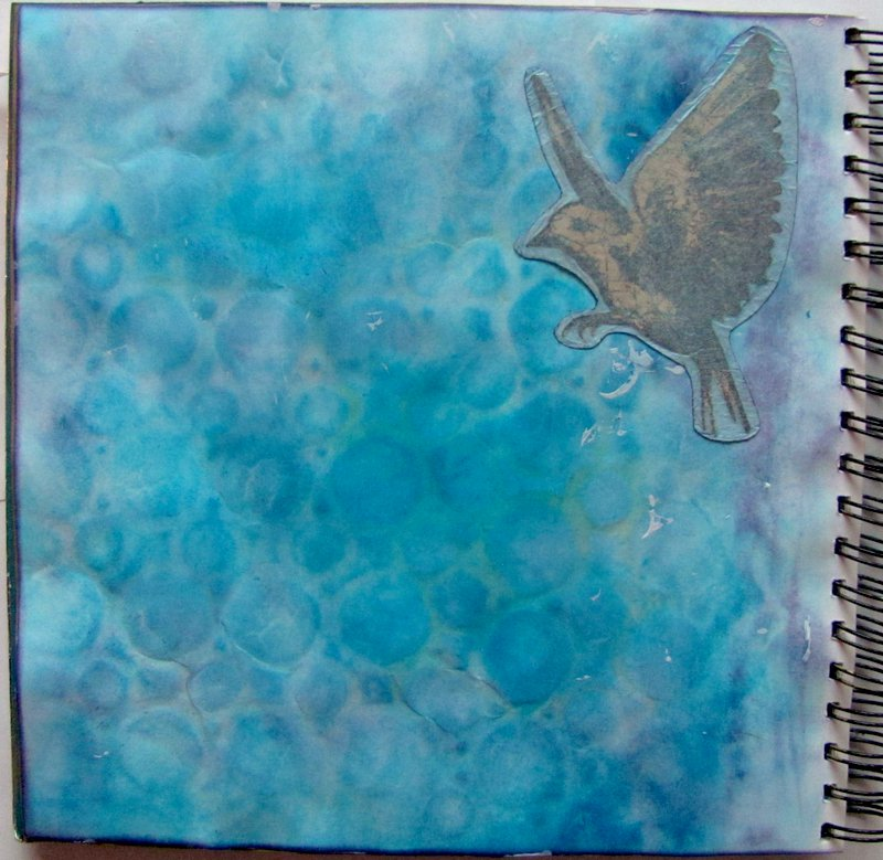 Tissue Bird Page