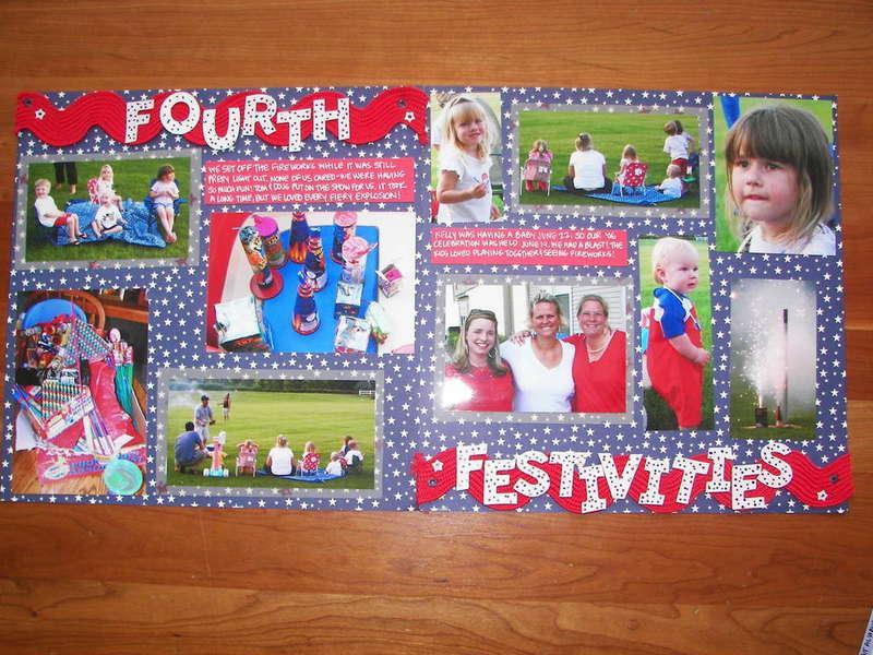 Fourth Festivities