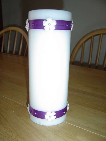 Unity Candle Project