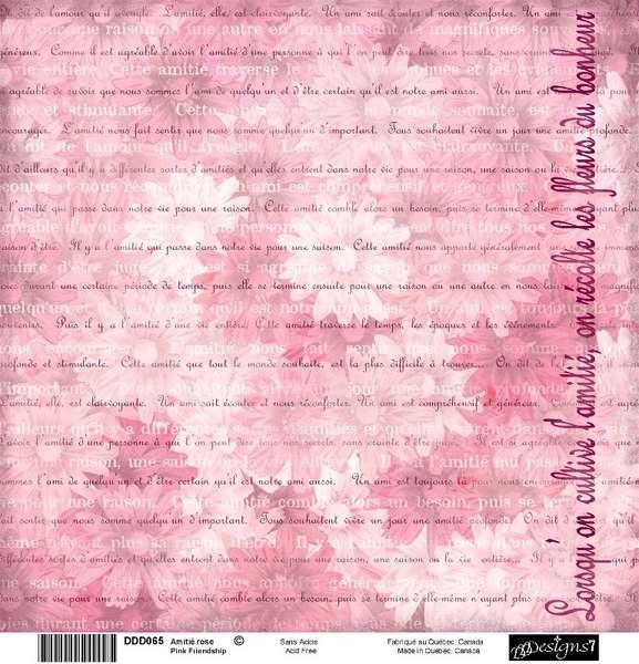 DDDesigns7 -Friendship, pink