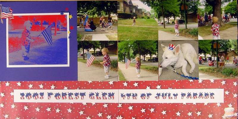 2005 Forest Glen Fourth of July Parade