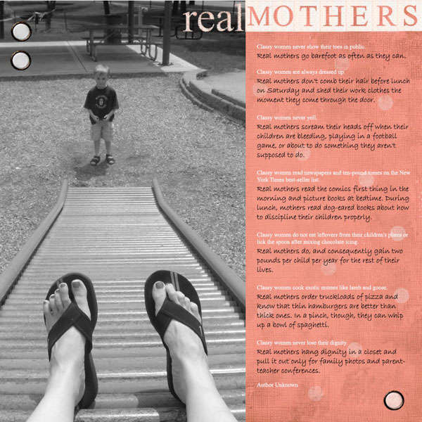 Real Mothers