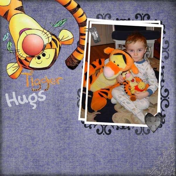 Tigger Hugs