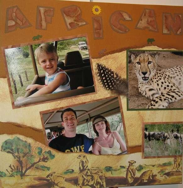 African Safari 1