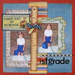 1st Grade  **Bo Bunny**