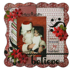 Believe *Scrapbooking and Beyond*