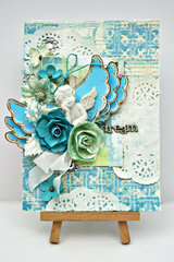Dream Card **Prima and Chameleon Pens**