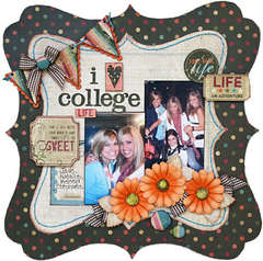 I Love College Life