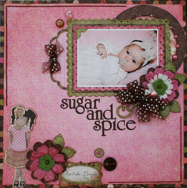 Sugar and Spice **Bo Bunny**