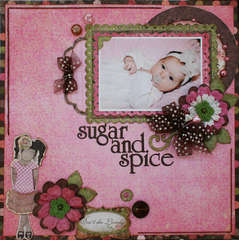 Sugar and Spice **Bo Bunny**