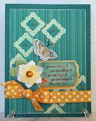 Inspiration Day at **Bo Bunny**