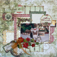 Merry Christmas**My Creative Scrapbook**