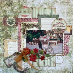 Merry Christmas**My Creative Scrapbook**