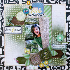 Little Moments **Scrapbooking and Beyond**