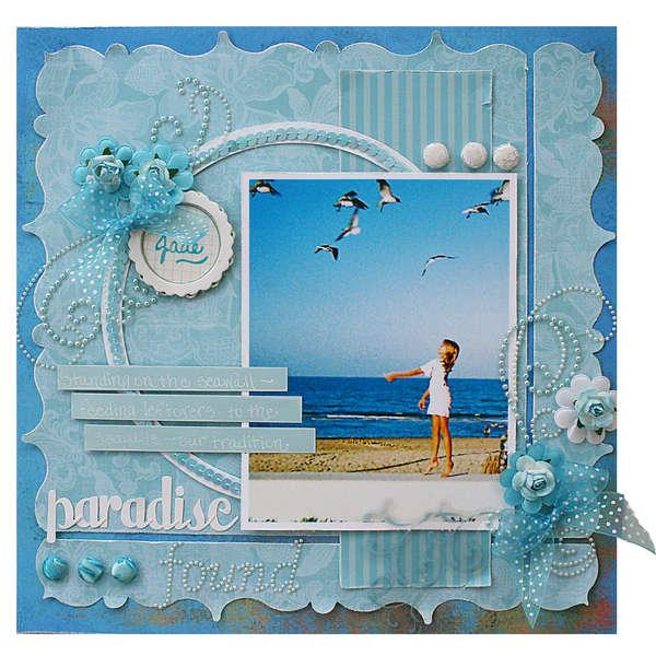 Paradise Found **New Zva Creative**