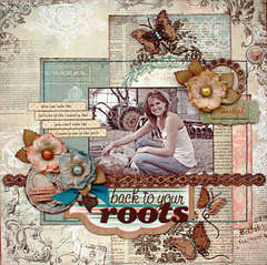 Roots **Scrapbooking and Beyond**