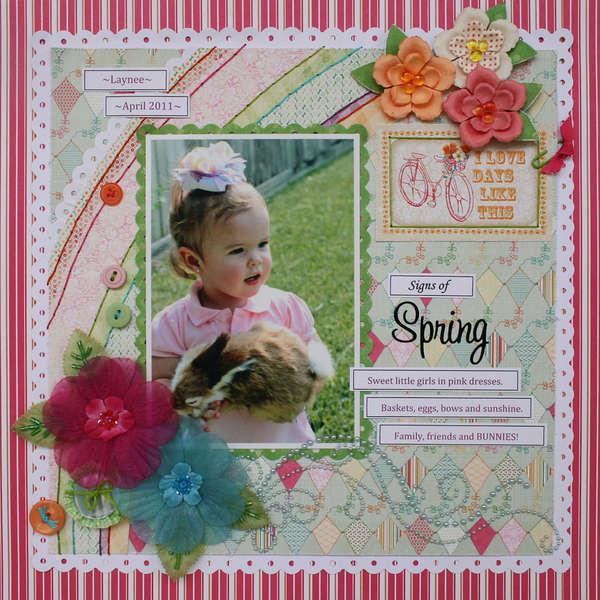 Signs of Spring **Funtoolas**