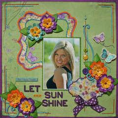 Sun Shine **New Bo Bunny Ambrosia**