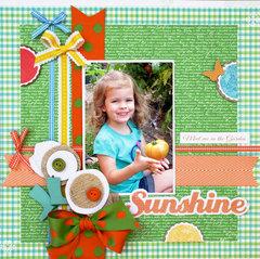 Sunshine *LYB, Xyron, May Arts*