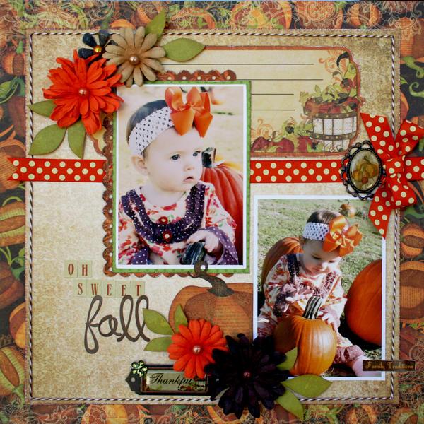 Oh Sweet Fall **Bo Bunny**