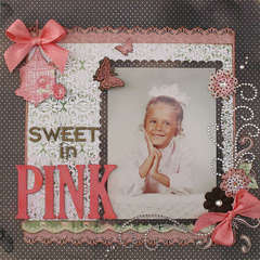 Sweet in Pink - Zva