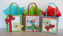 Spring Treat Bags **Bo Bunny**