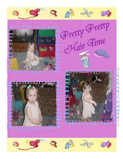 Pretty Pretty Hair 2004