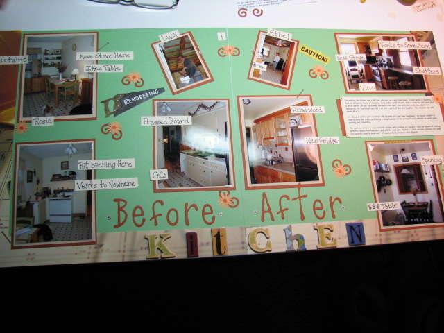 Kitchen Remodeling side/side