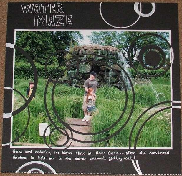 Water Maze