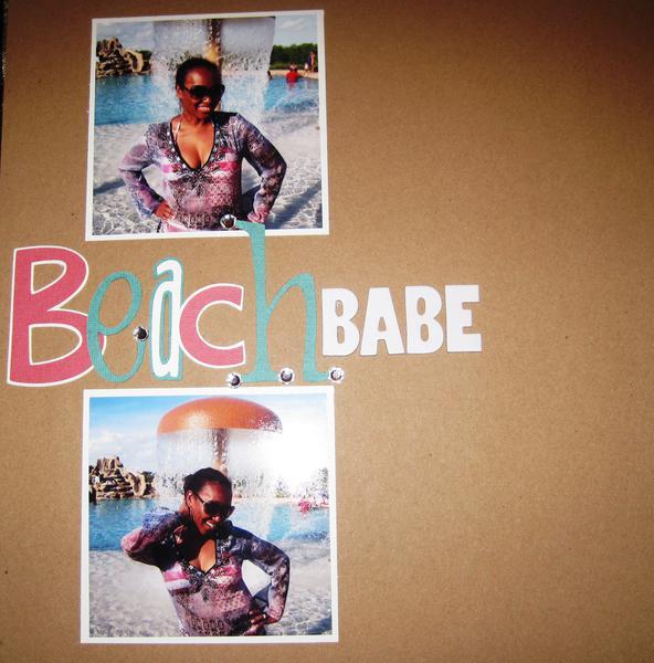 16 of 60: Beach Babe