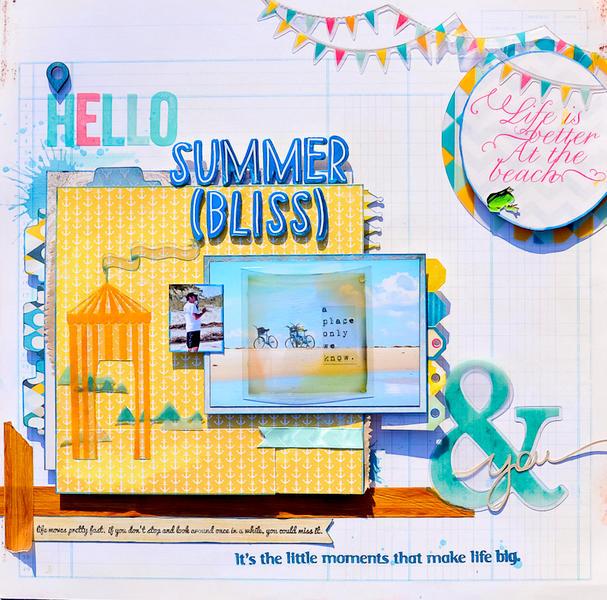 hello Summer Bliss