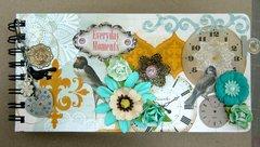 Envelope interactive mini album