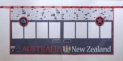 Reminisce Passports Australia/New Zealand pages