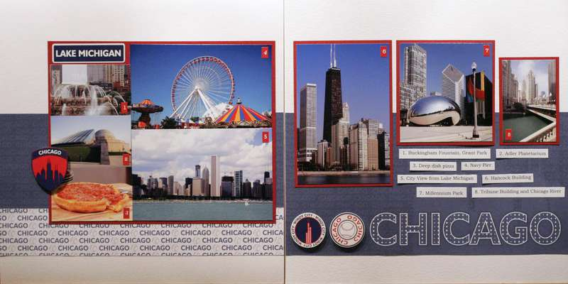 Reminisce Passports Chicago Page