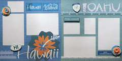 Reminisce Passports Hawaii/Oahu Pages