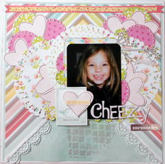 Cheezy Memories My Creative Scrapbook DT~