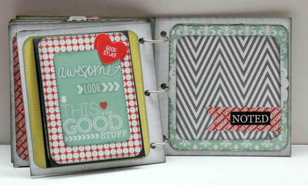Family Noted Album ~My Creative Scrapbook DT~