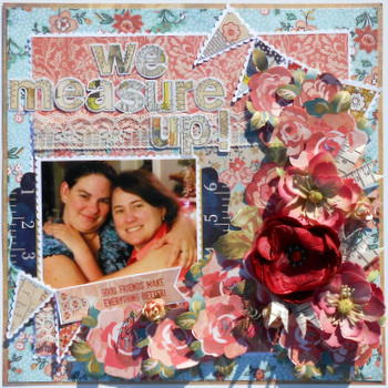 We measure Up ~My Creative Scrapbook DT~